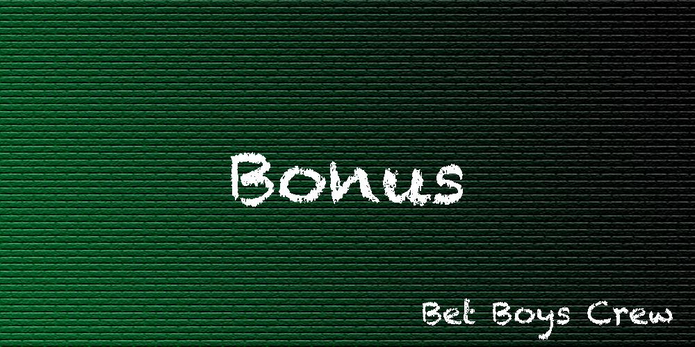 Bet Boys Crew Bonus